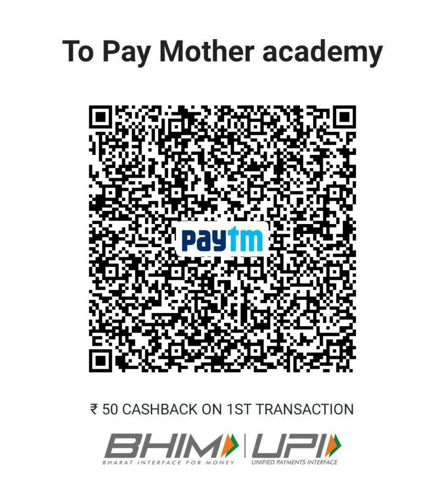 Mother academy UPI gate